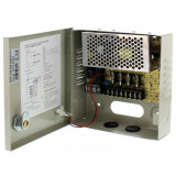 Sursa in comutatie AC-DC Well, 60 W, 12 V, 5.0 A, 4 canale