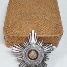 Ordinul STEAUA REPUBLICII POPULARE ROMANE clasa a 5a - Superba Romania 1960