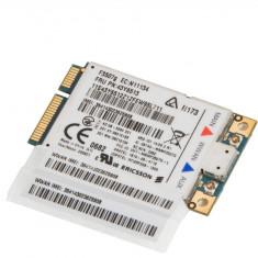 Modul modem 3g Lenovo Thinkpad r400 r500 T400 T500 Ericsson GPS Mobile F3507G