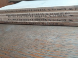 BISERICA ORTODOXA ROMANA- REVISTA SFANTULUI SINOD,1941, 5 NUMERE,IANUARIE-0CT.