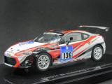 Macheta Toyota GT86 #136 Gazoo Racing - 24h Nürburgring 2013 Ebbro 1:43