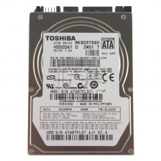 Hdd Hard Disk laptop Toshiba MK8037GSX 80 GB 2.5 SATA 80gb giga ca NOU