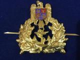 Insignă militară - Cuc / Caschetă / Emblemă / Coifură - Actuală - MARINĂ