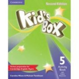 Kid's Box Level 5 Activity Book