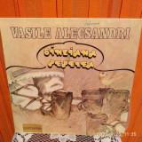 - Y- VASILE ALECSANDRI - SANZIANA SI PEPELEA - DISC VINIL - POVESTI