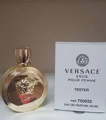 VERSACE EROS POUR FEMME 100ml   Parfum Tester