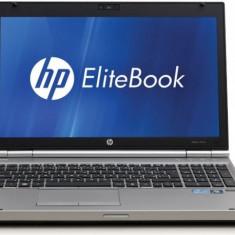 Laptop HP EliteBook 8560p, Intel Core i5 Gen 2 2540M, 2.6 GHz, 4 GB DDR3, 320 GB HDD SATA, DVDRW, Wi-Fi, Bluetooth, WebCam, Display 15.6inch 1600 by