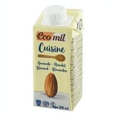 Crema Vegetala din Migdale pentru Gatit Bio 200ml Ecomil Cod: EM230047