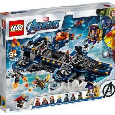 LEGO Marvel Super Heroes - Elicopter de transport al Razbunatorilor 76153