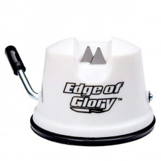 Dispozitiv pentru ascutit cutite cu ventuza Edge of Glory
