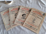 BULETINUL CARTII ROMANESTI (4 numere, 1936-1937)
