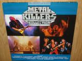 METAL KILLERS KOLLECTION -DUBLU ALBUM-DISC VINIL