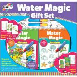Set carti de colorat - Water Magic, Galt