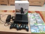 Xbox 360  forza horizon 2 500gb +2 controlere +6 jocuri