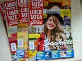 Reviste LIBERTATEA PENTRU FEMEI, diverse numere, 2 lei bucata