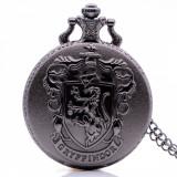 Ceas De  Buzunar HARRY POTTER Model Gryffindor Negru