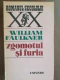 Zgomotul si furia- William Faulkner