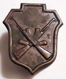 Trupele de securitate Semn de arma