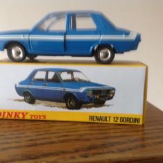 bnk jc Dinky 1424 G Renault 12 Gordini  - Atlas Edition - 1/43