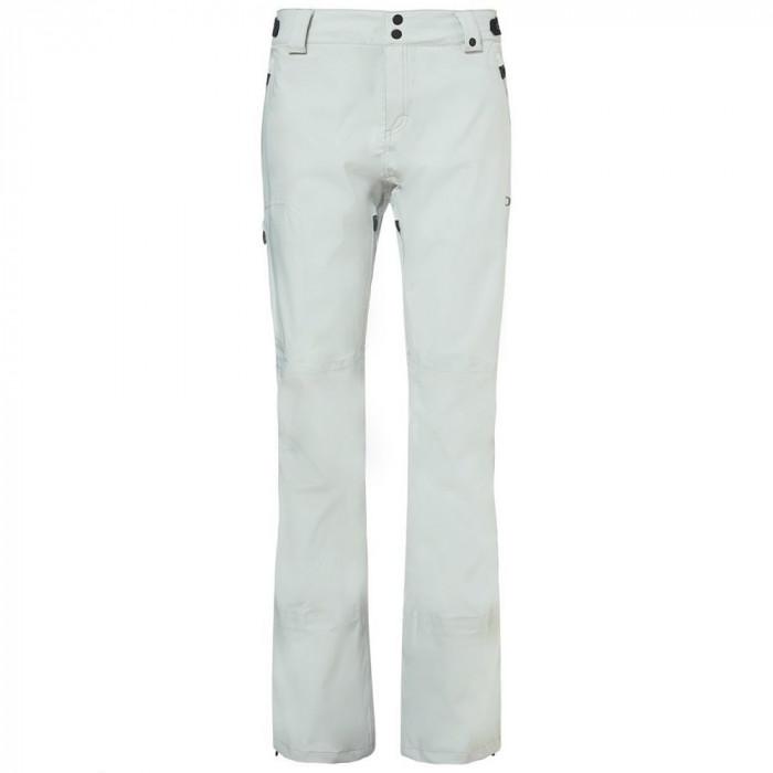 Pantaloni Oakley W's Snow Shell 15K/3L Light Grey