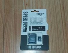 MICRO SD CARD 32 GB CU ADAPTOR foto