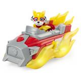 Vehicul cu figurina Marshall Patrula Catelusilor cu sunete si lumini, Spin Master