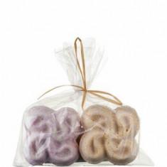 Duo fresh-efervescent pentru cada de baie (geraniu si lamaie), 100 g