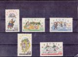 RTRNS - SPORTURI PENTRU COPII DE LA SATE - AN 1960
