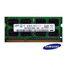 Memorie laptop Samsung 4 GB DDR3 , PC3L-12800S , 1600 Mhz-SH