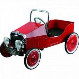 Masinuta rosie retro cu pedale
