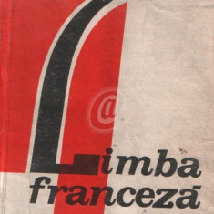 Limba franceza. Manual pentru clasa a XII-a (anul VIII de studiu)