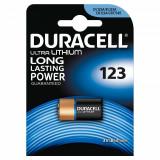 Baterie Duracell Ultra 123, 3 V