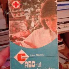 ABC-ul primului ajutor – Ioan Nastoiu