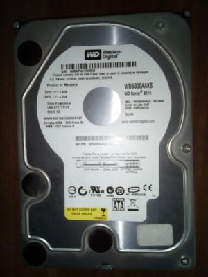 HDD  500GB, SATA diverse modele foto