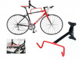 Cumpara ieftin Suport universal pentru suspendare bicicleta, fixare perete, metalic