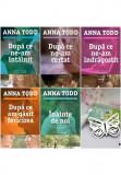 Pachet seria AFTER de Anna Todd - 5 Volume + Semn de carte, Trei