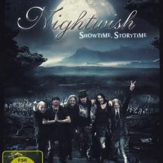 NIGHTWISH Showtime Storytime (2dvd)