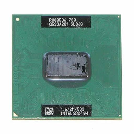 Procesor laptop folosit Intel Pentium M 730 SL86G 1600Mhz