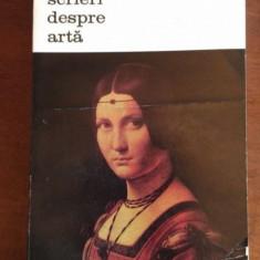 Scrieri despre arta – Theophile Gautier