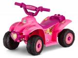 Mașinuță electrică Disney Princess 6V Battery Powered Ride-On Quad