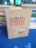GH. SPRINCEANA - ELEMENTE DE CONSTRUCTII SI INSTALATII , MANUAL MAISTRI , 1961