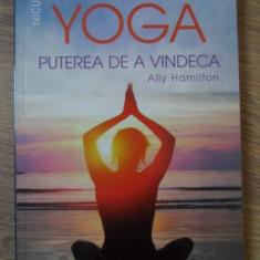 YOGA PUTEREA DE A VINDECA-ALLY HAMILTON