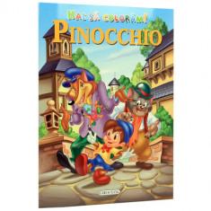 Hai sa Coloram - Pinocchio
