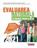 Evaluare nationala 2021. Cls. II. Scris. Citit. Matematica/Mirabela-Elena Baleanu