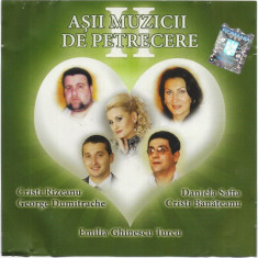 CD Așii Muzicii De Petrecere II, original, manele