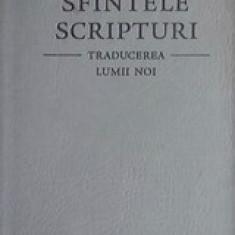 Sfintele Scripturi - Traducerea Lumii Noi