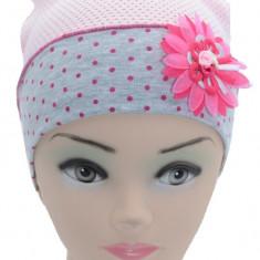 Bentita-batic pentru fetite-NN BTC6-G, Gri