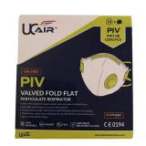 UCair, masca protectie cu supapa FFP1(cutie cu x10 bucati)