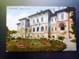 AKVDE20 - Carte postala - Vedere - Bucuresti - Palatul Cotroceni, Circulata, Printata