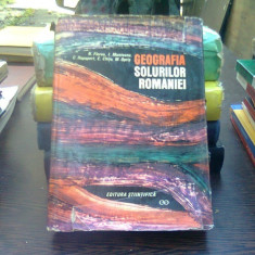 Geografia solurilor Romaniei - N. Florea